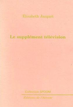 Le supplément télévision
